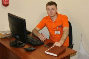 Хохол Юрій завідувач секції відділу Електротехніка